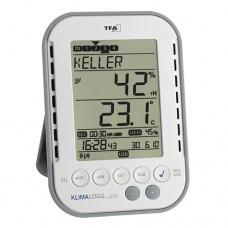 Професійний бездротовий термогігрометр